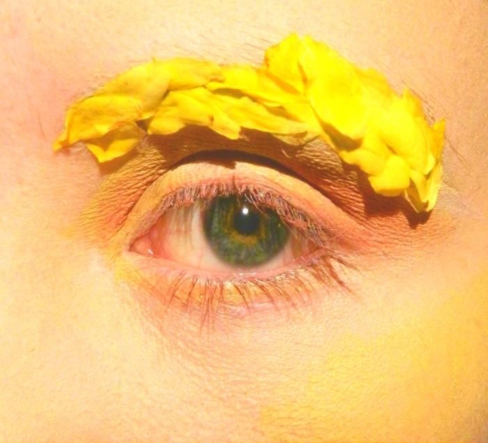 fluffy yellow open